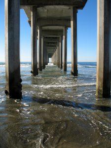 Scripps Pier La Jolla Coast Walk
