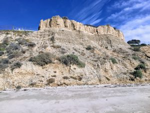 San Onofre Bluffs Dogpatch Beach