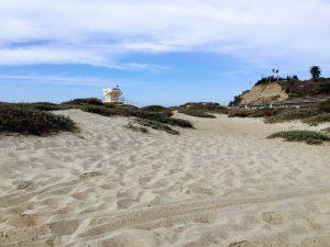 Upper Trestles Sand Dunes