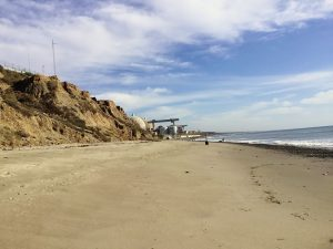 South View Dogpatch Beach San Onofre State Beach