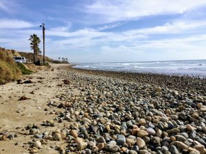 South View San Onofre Surfing Beach