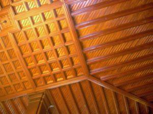 Hotel del Coronado Wooden Ceiling