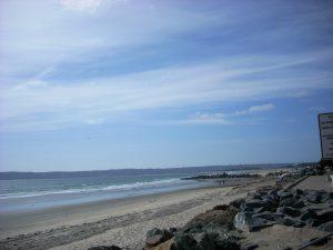 Coronado Shores Beach Coronado Island San Diego CA