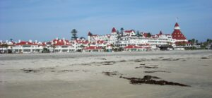 Hotel del Coronado Coronado Island San Diego CA