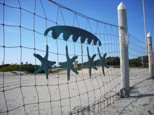 North Island Beach Barrier