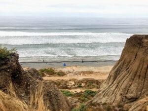 Bluffs Beach San O San Diego