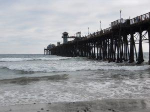 Oceanside Pier San Diego Wheelchair