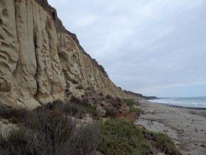 San Onofre Bluff Trails Beach