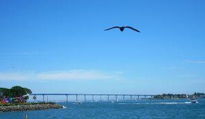 Coronado Bridge Coronado Island San Diego CA
