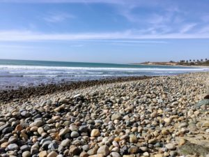 Rocky San Onofre Beaches of San Diego County