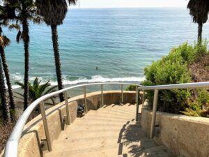 Swamis staircase July 4 2019 encinitas