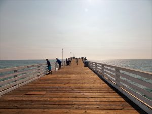 End of Crystal Pier