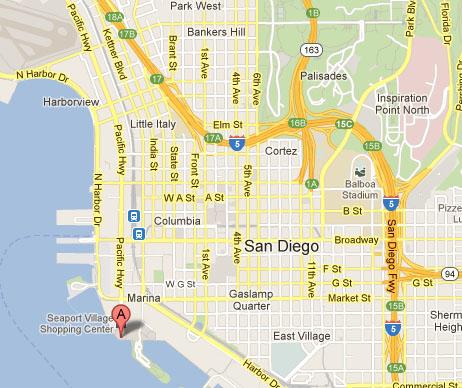 Top 5 Spots To View A San Diego Sunset San Diego Beach Secrets