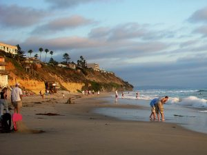 D Street Beach Beaches of Encinitas