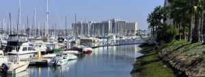 1450 Cabrillo Isle Marina Harbor Island San Diego Bay