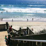 D Street Beach Access Beaches of San Diego