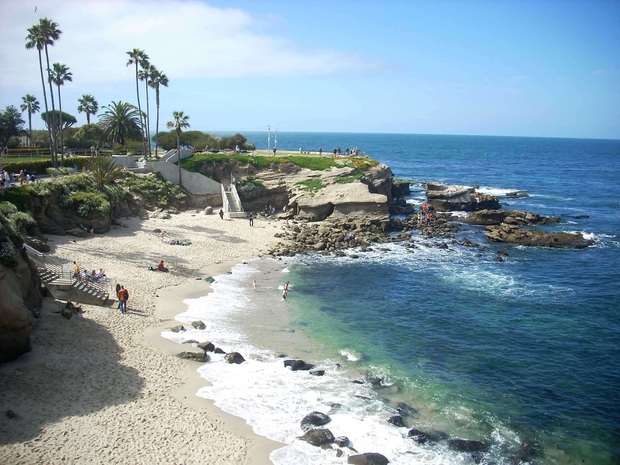 Birch Aquarium La Jolla San Go Beach Secrets