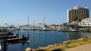 Gone Sailing dock Mission Bay