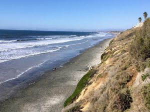 Grandview Beach Beaches of San Diego County