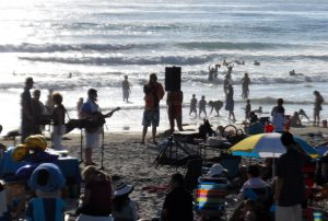 Temple Solel Service Moonlight State Beach