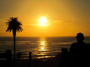 Moonlight Beach Sunset Beaches of Encinitas