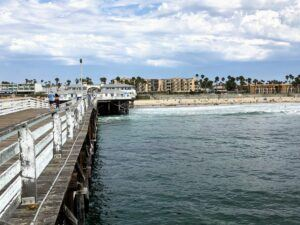 Pacific Beach beaches of San Diego County