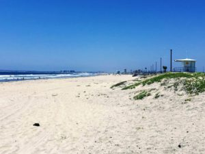 Silver Strand Beach Beaches of San Diego County