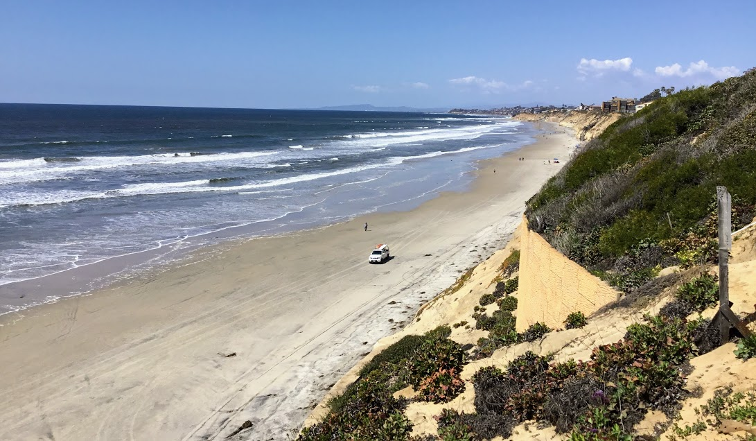 solana beach beaches of San Diego County