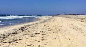 South Imperial Beach Beaches of San Diego County