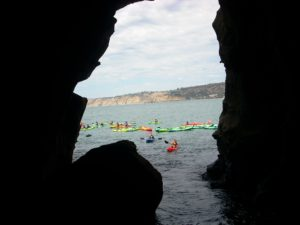 Sunny Jim Cave best beaches of La Jolla