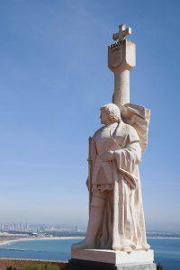Statue Juan Rodriguez Cabrillo
