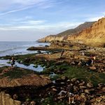 Cabrillo National Monument Tidepools Point Loma