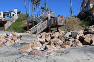 Cassidy Street Beach Staircase