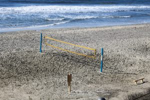 Robert Frazee State Beach Volleyball Court