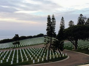 Fort Rosecrans National Military Cemetery South view