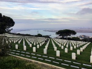 Fort Rosecrans National Military Cemetery East View