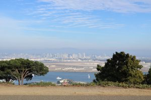 San Diego Bay City View