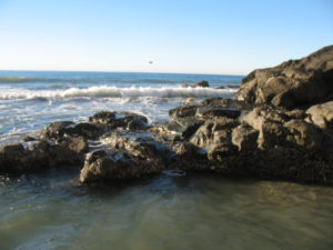 Dike Rock La Jolla Shores Beach