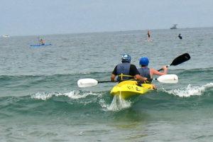 La Jolla Kayaking la jolla shores beach