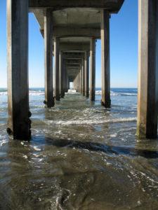 SIO Pier La jolla Shores Beach