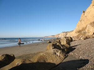Scripps Coastal Reserve la jolla shores beach