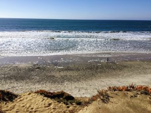 South Ponto Beach Bluffs North County San Diego