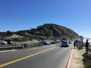 Torrey Pines State Natural Reserve South Entrance