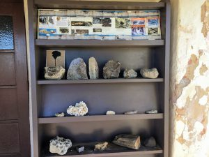 Rock Display Torrey Pines Lodge