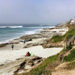 La Jolla Strand Beach