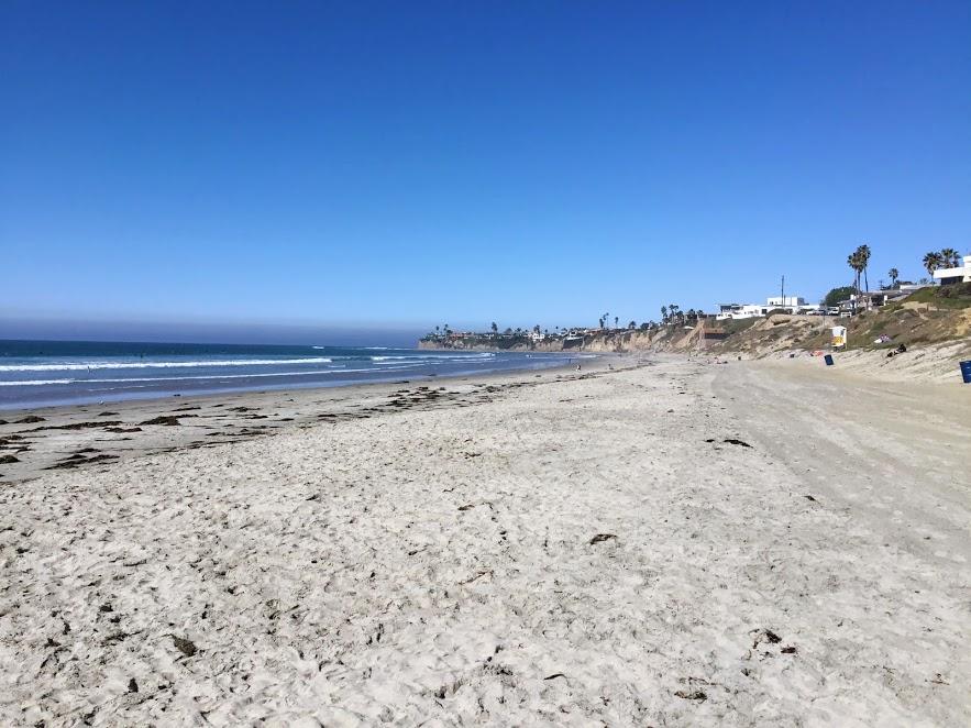 North Pacific Beach sandy beach