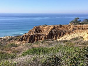 Torrey Pines Cliff View Razor Point Vies