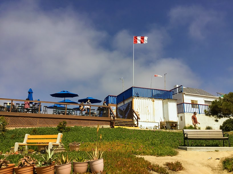 Cliffhanger Cafe San Diego