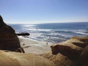 Torrey Pines State Natural Reserve Beach Trail