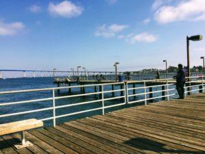 Embarcadero Pier San Diego Piers